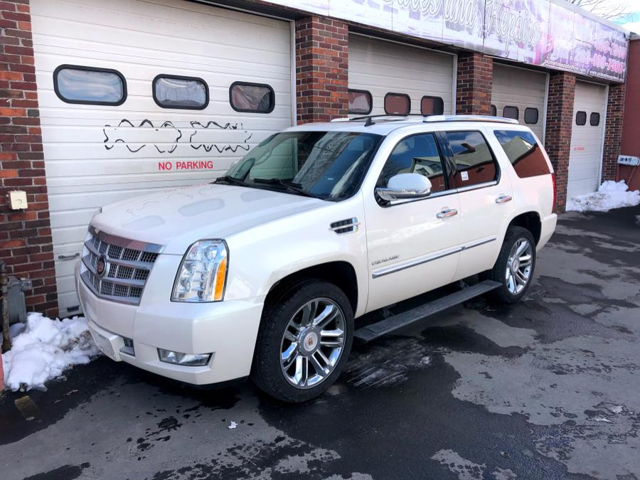 Used 2013 Cadillac Escalade in New Haven, Connecticut | Primetime Auto Sales and Repair. New Haven, Connecticut
