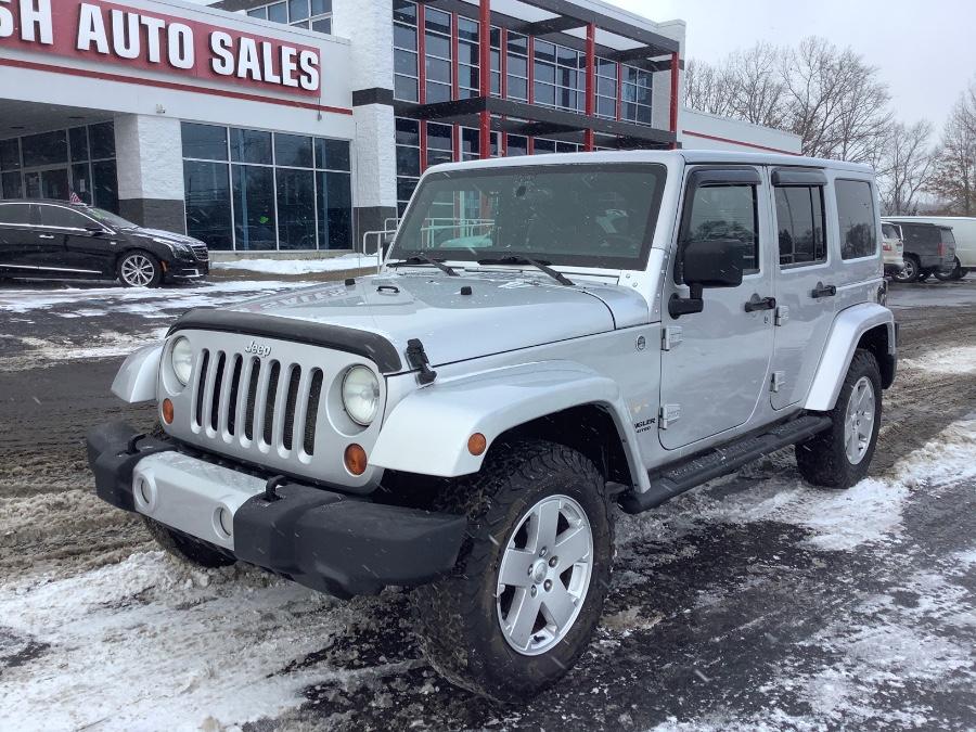 Used 2011 Jeep Wrangler Unlimited in Ortonville, Michigan | Marsh Auto Sales LLC. Ortonville, Michigan