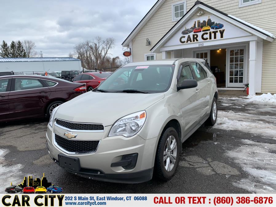 Used Chevrolet Equinox AWD 4dr LS 2014   Car City LLC. East Windsor, Connecticut
