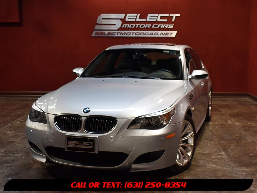 Used 2008 BMW M5 in Deer Park, New York | Select Motor Cars. Deer Park, New York
