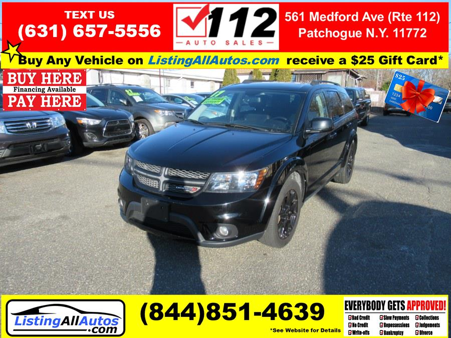 Used Dodge Journey GT AWD 2017 | www.ListingAllAutos.com. Patchogue, New York