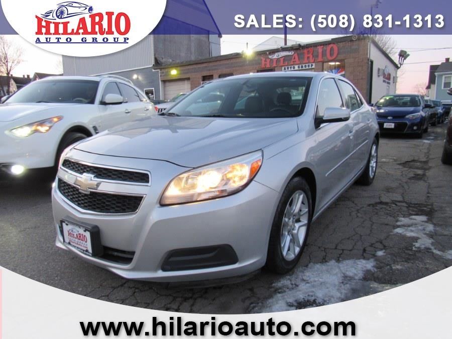 Used 2013 Chevrolet Malibu in Worcester, Massachusetts | Hilario's Auto Sales Inc.. Worcester, Massachusetts