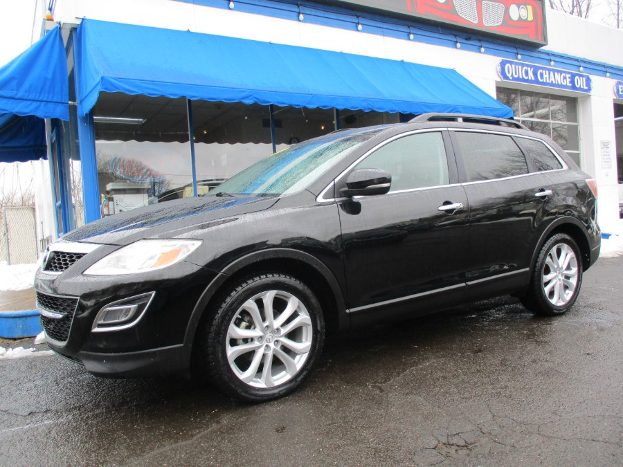 Used Mazda CX-9 AWD 4dr Grand Touring 2012 | Cos Central Auto. Meriden, Connecticut