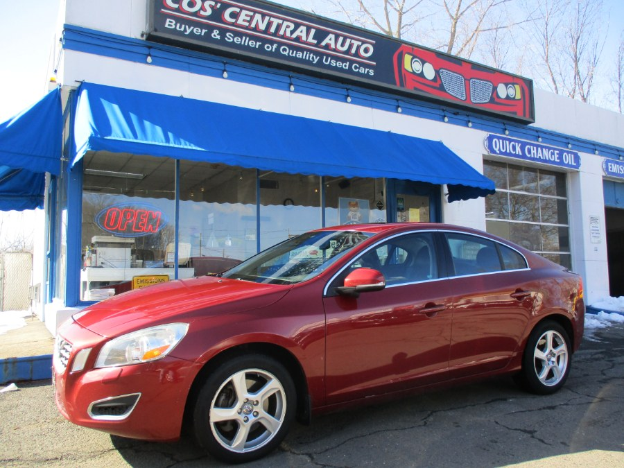 Used Volvo S60 T5 2012 | Cos Central Auto. Meriden, Connecticut