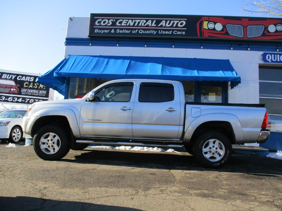 Used Toyota Tacoma SR5 V6 2007 | Cos Central Auto. Meriden, Connecticut