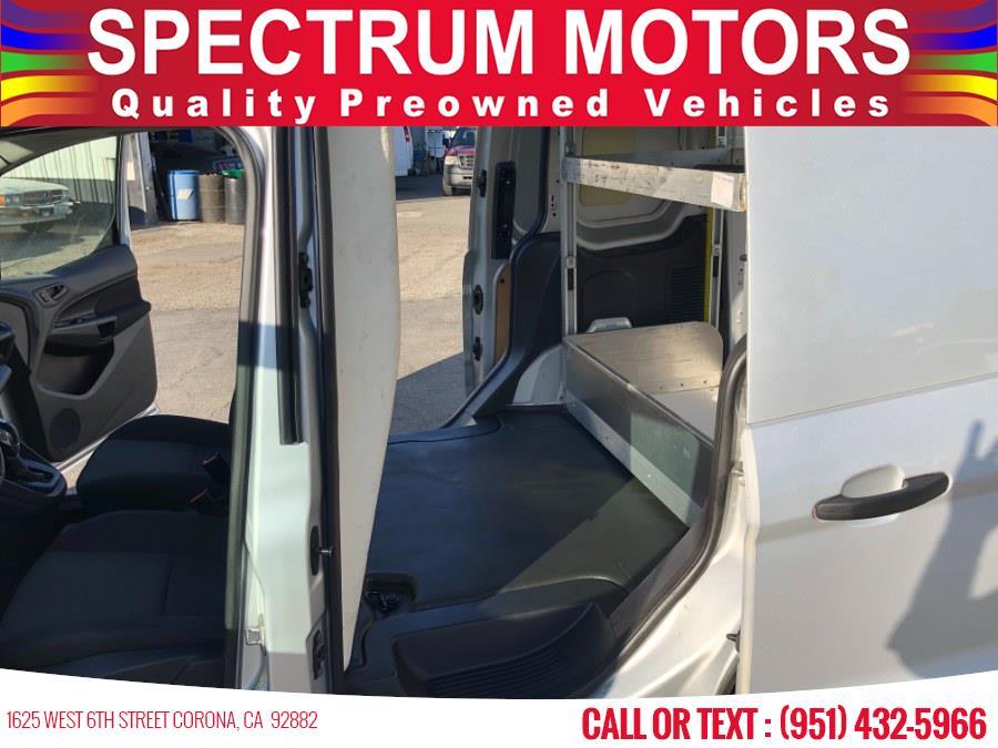 Used Ford Transit Connect SWB XL 2015 | Spectrum Motors. Corona, California