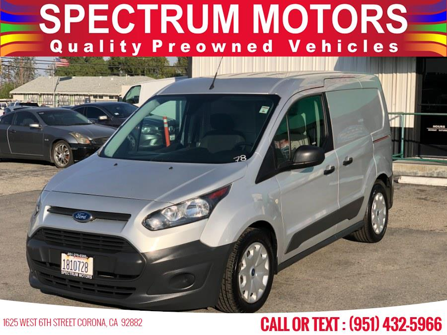 Used 2015 Ford Transit Connect in Corona, California | Spectrum Motors. Corona, California