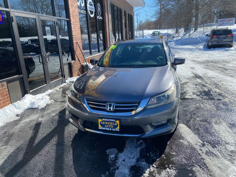 Used Honda Accord Sedan 4dr I4 CVT EX 2014 | Newfield Auto Sales. Middletown, Connecticut