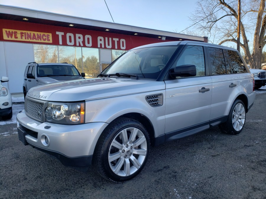 Used 2007 Land Rover Range Rover Sport in East Windsor, Connecticut | Toro Auto. East Windsor, Connecticut