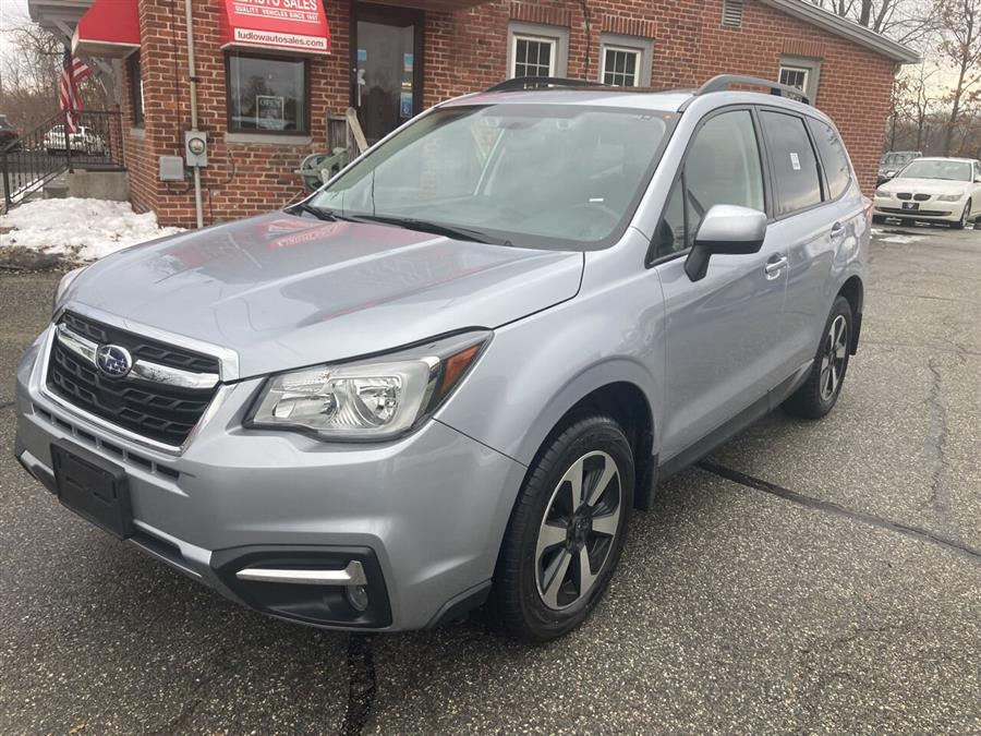 Used Subaru Forester 2.5i Premium AWD 4dr Wagon CVT 2018 | Ludlow Auto Sales. Ludlow, Massachusetts