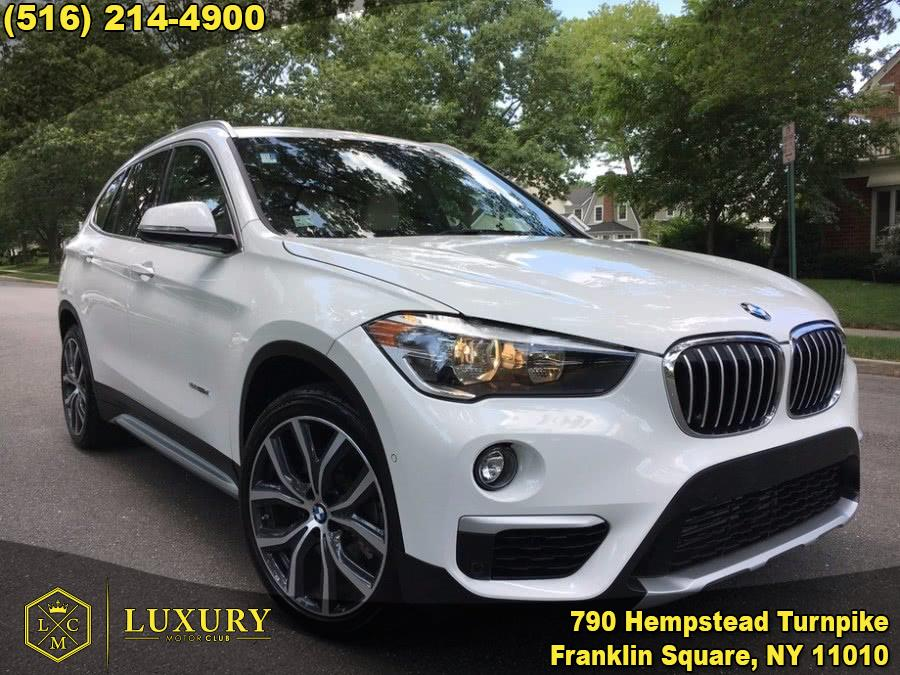 Used 2016 BMW X1 in Franklin Square, New York | Luxury Motor Club. Franklin Square, New York