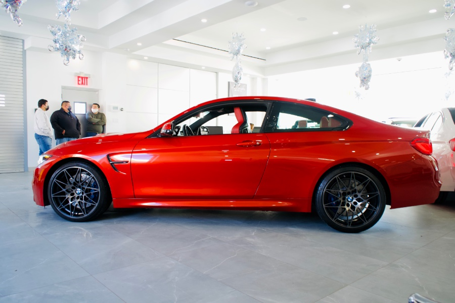 Used BMW M4 Coupe 2018 | Luxury Motor Club. Franklin Square, New York
