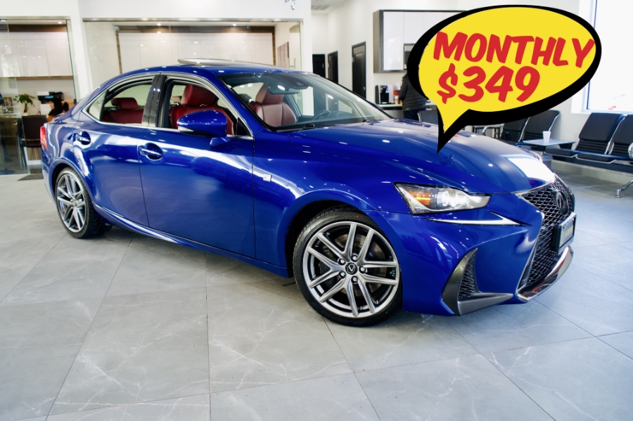 Used Lexus IS IS 300 AWD 2017 | Luxury Motor Club. Franklin Square, New York