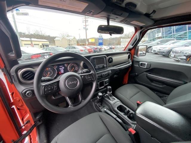 Used Jeep Wrangler Unlimited Sport 2018   Luxury Motor Car Company. Cincinnati, Ohio