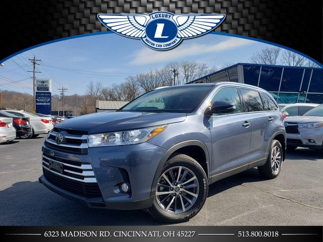 Used 2019 Toyota Highlander in Cincinnati, Ohio | Luxury Motor Car Company. Cincinnati, Ohio