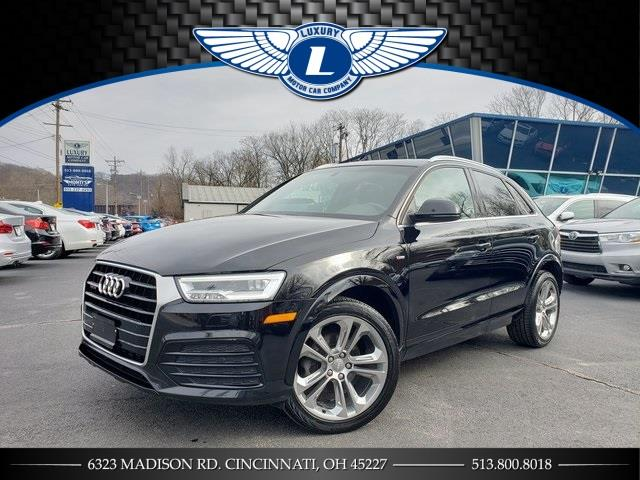 Used 2018 Audi Q3 in Cincinnati, Ohio | Luxury Motor Car Company. Cincinnati, Ohio