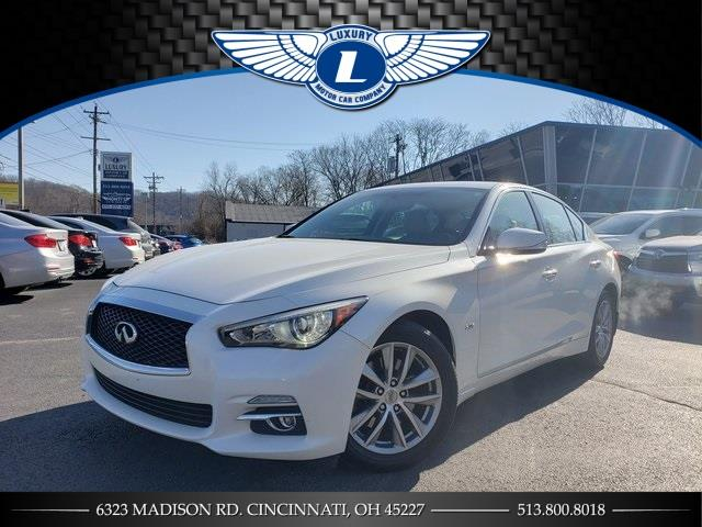 Used 2017 Infiniti Q50 in Cincinnati, Ohio | Luxury Motor Car Company. Cincinnati, Ohio