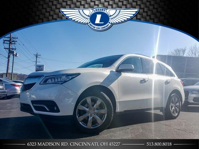 Used 2016 Acura Mdx in Cincinnati, Ohio | Luxury Motor Car Company. Cincinnati, Ohio