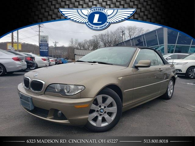 Used BMW 3 Series 325Ci 2006 | Luxury Motor Car Company. Cincinnati, Ohio