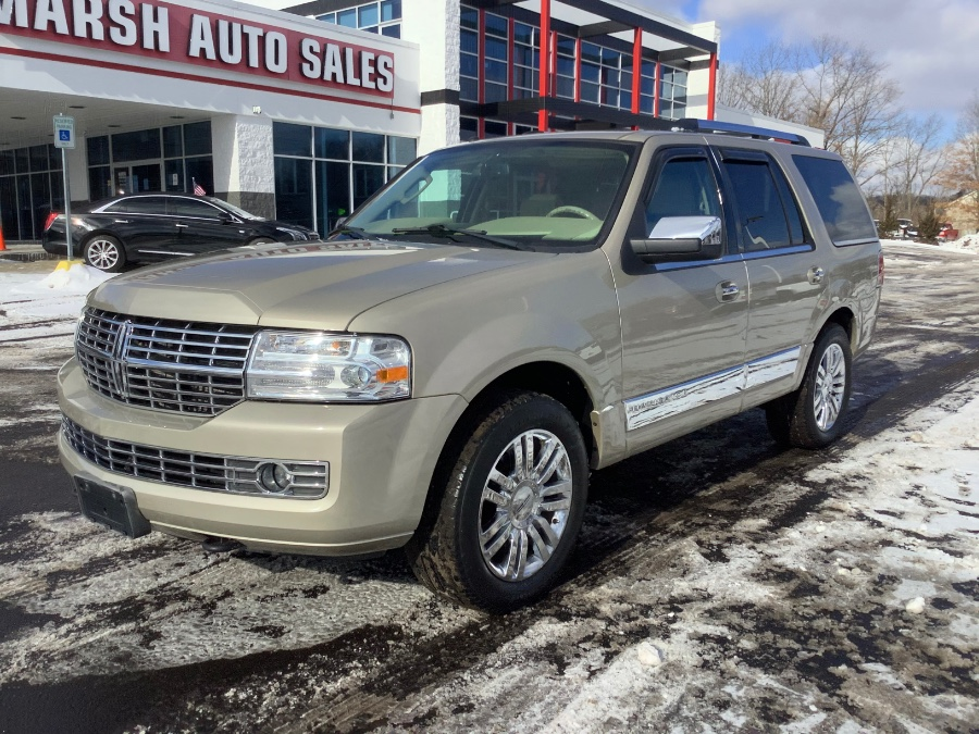 Used Lincoln Navigator 4WD 4dr 2007 | Marsh Auto Sales LLC. Ortonville, Michigan