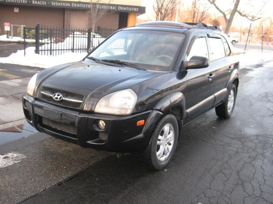 Used 2006 Hyundai Tucson Limited 4dr SUV