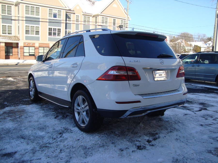 Used Mercedes-Benz M-Class 4MATIC 4dr ML350 2015 | Yara Motors. Manchester, Connecticut