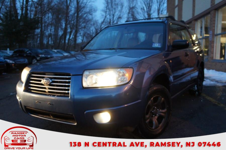 Used 2007 Subaru Forester in Ramsey, New Jersey | Ramsey Motor Cars Inc. Ramsey, New Jersey