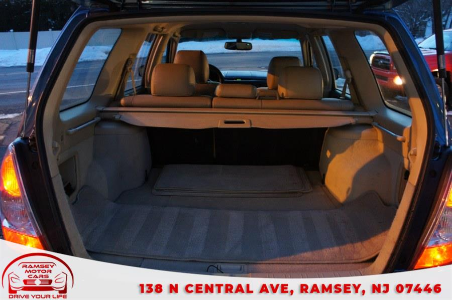 Used Subaru Forester AWD 4dr H4 AT X 2007 | Ramsey Motor Cars Inc. Ramsey, New Jersey