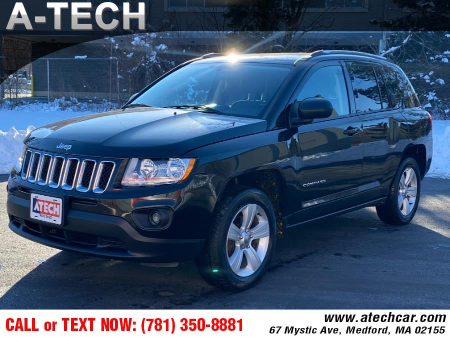 Used 2013 Jeep Compass in Medford, Massachusetts | A-Tech. Medford, Massachusetts