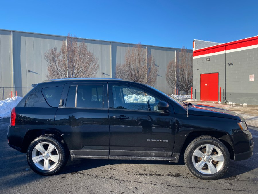 Used Jeep Compass 4WD 4dr Latitude 2013 | A-Tech. Medford, Massachusetts
