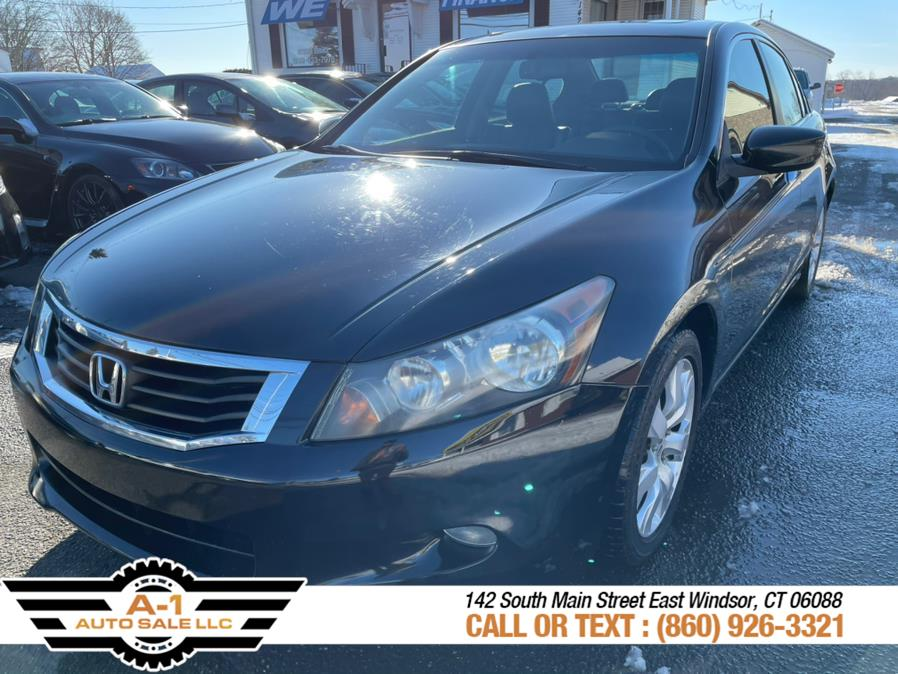 Used 2008 Honda Accord Sdn in East Windsor, Connecticut | A1 Auto Sale LLC. East Windsor, Connecticut