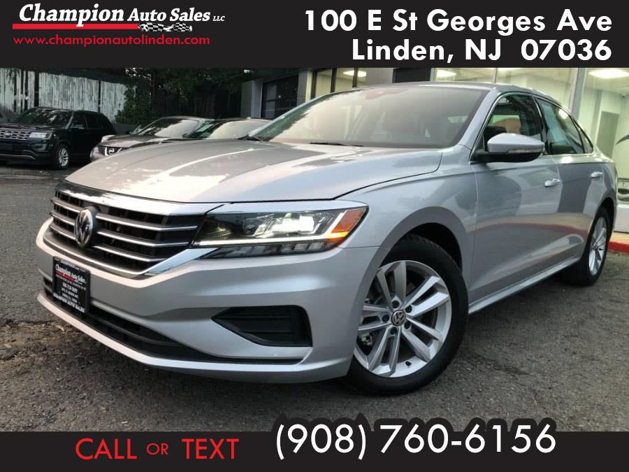 Used 2020 Volkswagen Passat in Linden, New Jersey | Champion Used Auto Sales. Linden, New Jersey