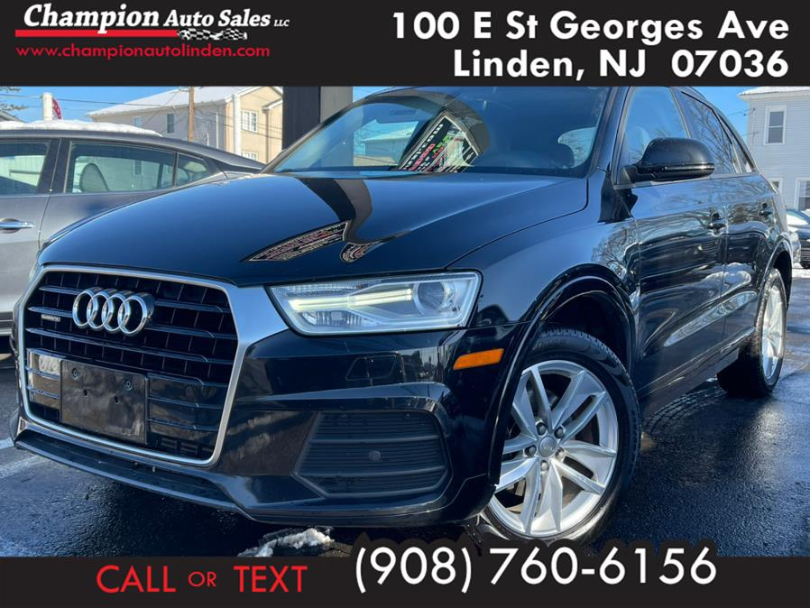 Used 2017 Audi Q3 in Linden, New Jersey | Champion Used Auto Sales. Linden, New Jersey