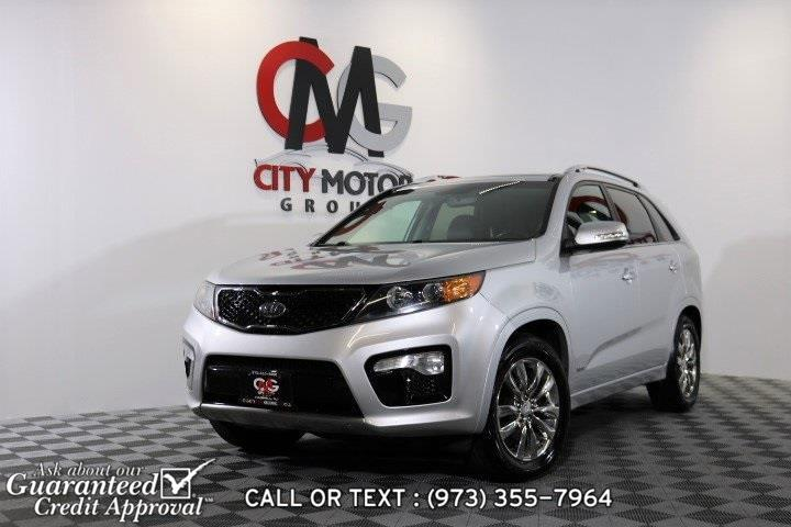 Used 2012 Kia Sorento in Haskell, New Jersey | City Motor Group Inc.. Haskell, New Jersey