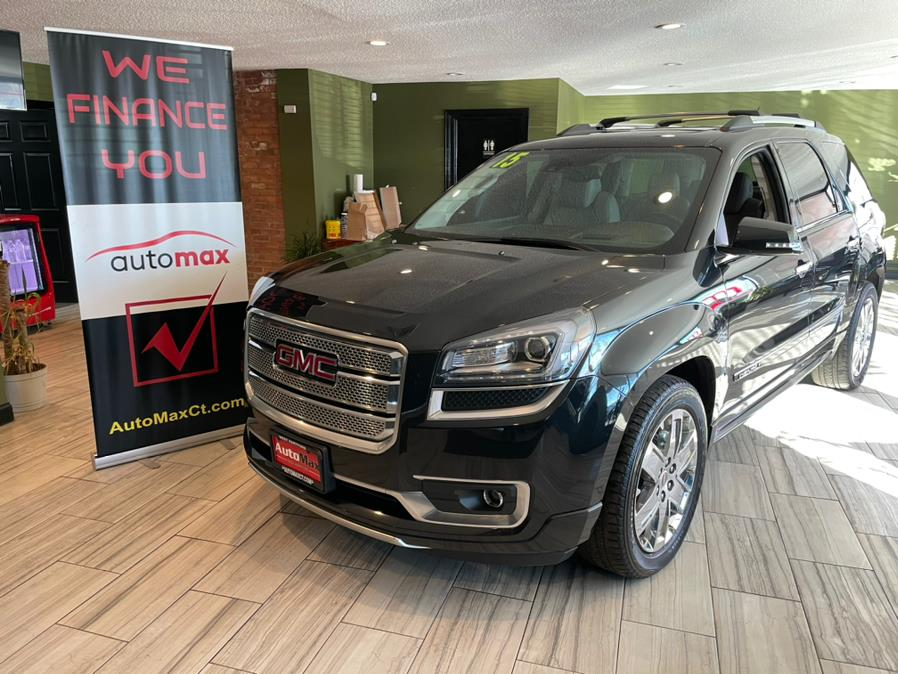 Used 2015 GMC Acadia in West Hartford, Connecticut   AutoMax. West Hartford, Connecticut