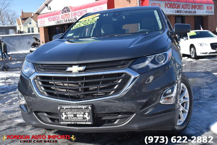 Used 2020 Chevrolet Equinox in Irvington, New Jersey | Foreign Auto Imports. Irvington, New Jersey