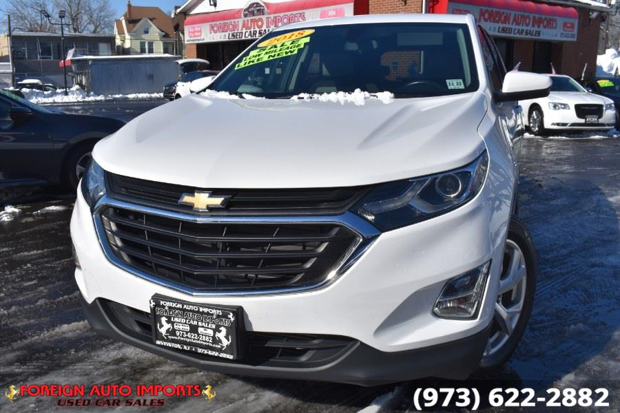 Used 2018 Chevrolet Equinox in Irvington, New Jersey | Foreign Auto Imports. Irvington, New Jersey