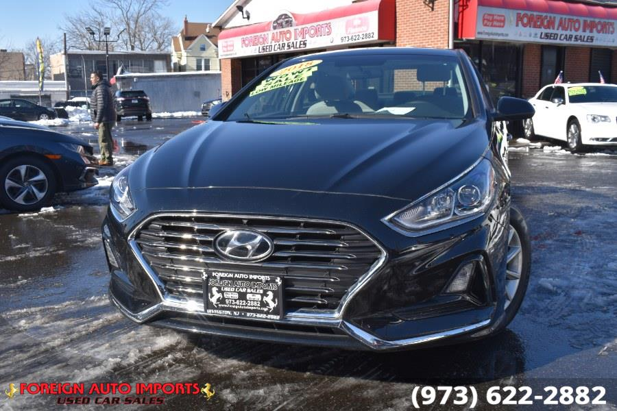 Used 2018 Hyundai Sonata in Irvington, New Jersey | Foreign Auto Imports. Irvington, New Jersey
