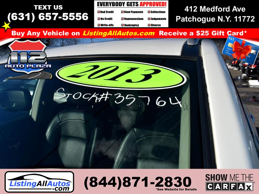 Used Nissan Rogue AWD 4dr SL 2013 | www.ListingAllAutos.com. Patchogue, New York