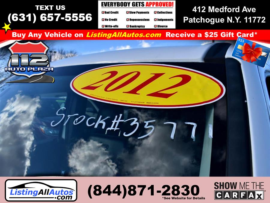 Used Jeep Liberty 4WD 4dr Sport Latitude 2012 | www.ListingAllAutos.com. Patchogue, New York
