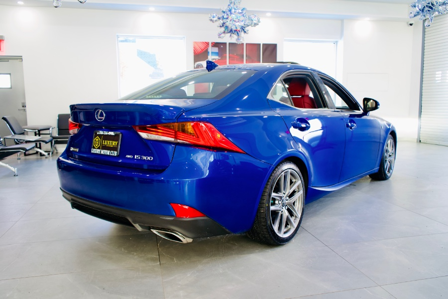 Used Lexus IS IS 300 AWD 2017 | C Rich Cars. Franklin Square, New York