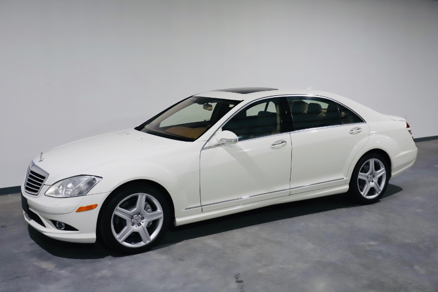 Used 2009 Mercedes-Benz S-Class in North Salem, New York | Meccanic Shop North Inc. North Salem, New York