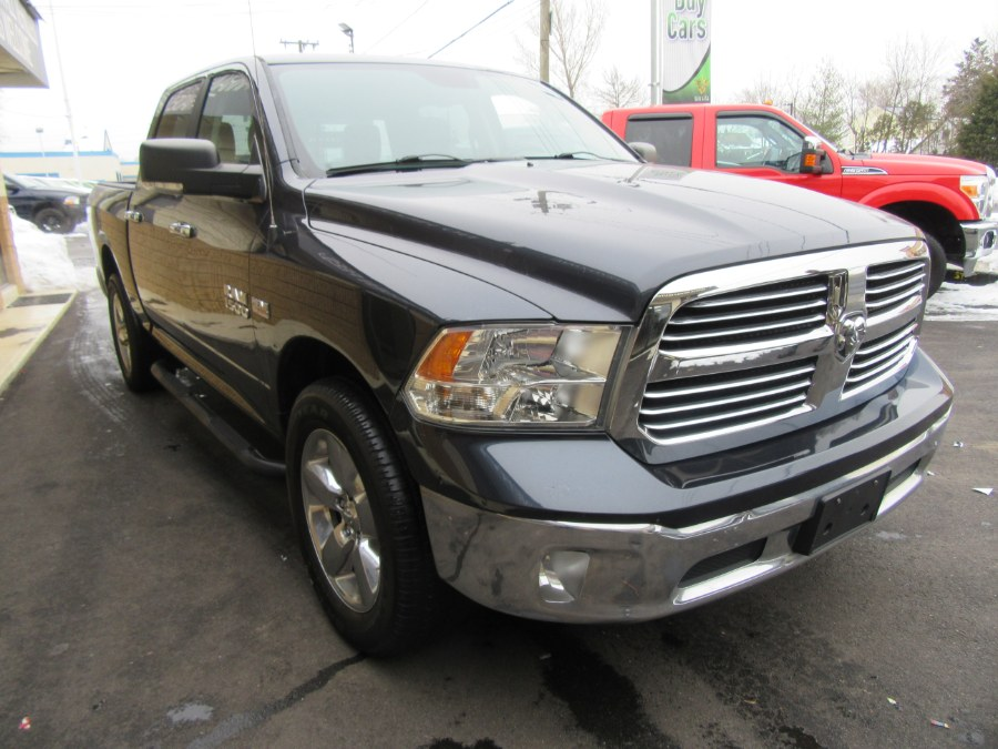 "Used Ram 1500 4WD Crew Cab 140.5"" Big Horn 2014 