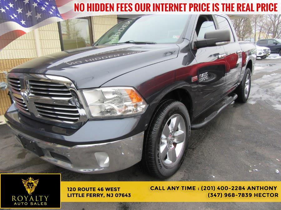 Used 2014 Ram 1500 in Little Ferry, New Jersey | Royalty Auto Sales. Little Ferry, New Jersey