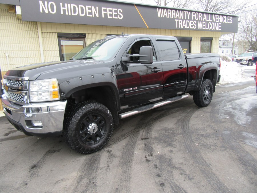 "Used Chevrolet Silverado 2500HD 4WD Crew Cab 153.7"" LTZ 2011 