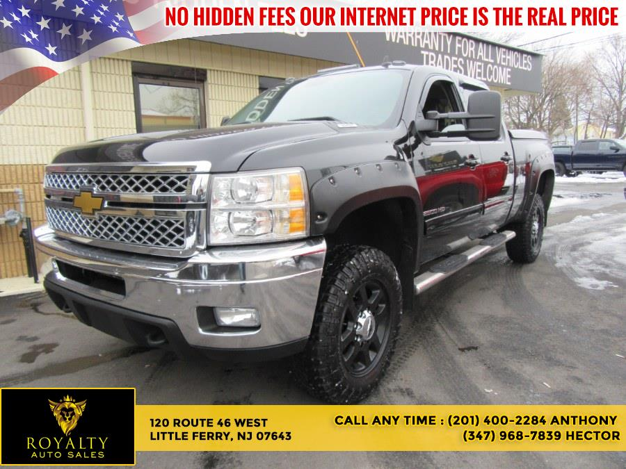 Used 2011 Chevrolet Silverado 2500HD in Little Ferry, New Jersey | Royalty Auto Sales. Little Ferry, New Jersey