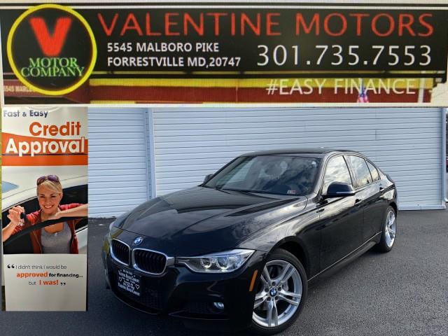 Used 2015 BMW 3 Series in Forestville, Maryland | Valentine Motor Company. Forestville, Maryland