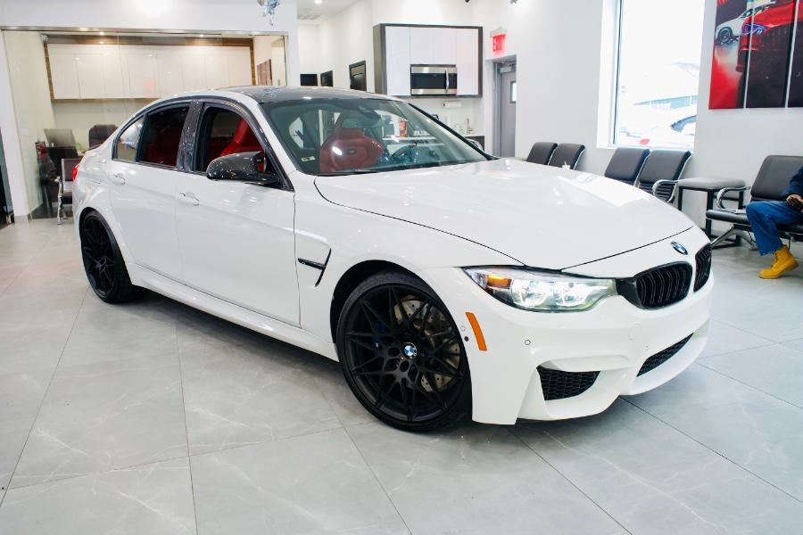 Used BMW M3 CS Sedan 2018 | Luxury Motor Club. Franklin Square, New York