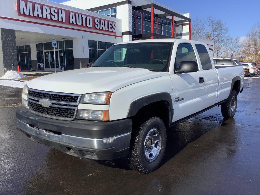 Used 2006 Chevrolet Silverado 2500HD in Ortonville, Michigan | Marsh Auto Sales LLC. Ortonville, Michigan