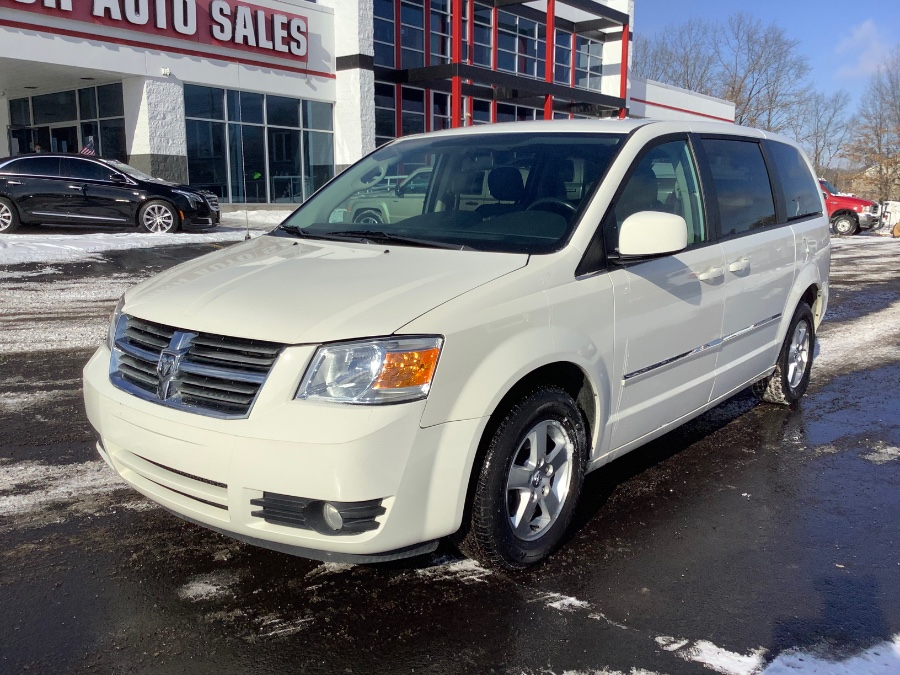 Used Dodge Grand Caravan 4dr Wgn SXT 2008 | Marsh Auto Sales LLC. Ortonville, Michigan